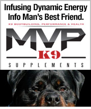MVP K9 Suppliments
